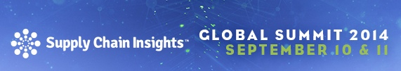 Supply Chain Insights Global Summit 2014