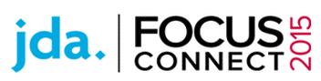 JDA Focus Connect 2015