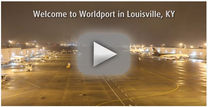 UPS Video Louisville KY