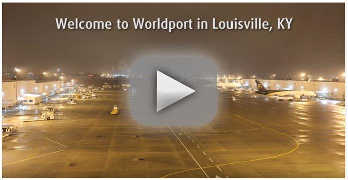 UPS Video Louisville KY